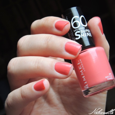 Instyle Coral, Rimmel