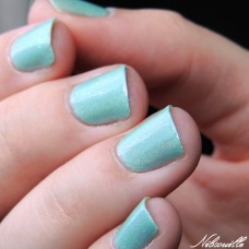 March 2015, Enchanted Polish.