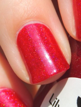 Rebel At Heart, LilypadLacquer