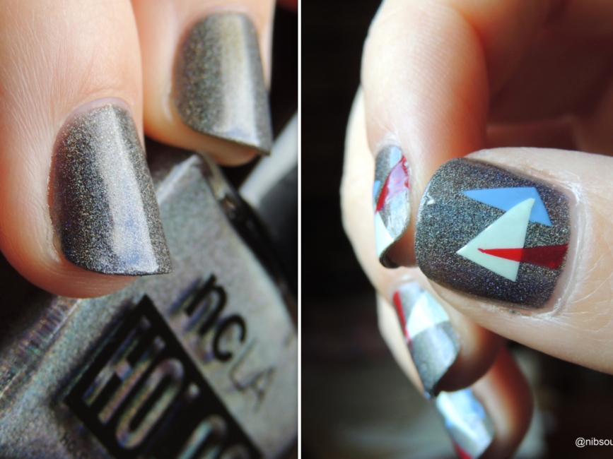 Nail Art Triangulaire