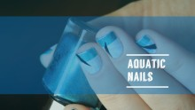 Aquatic Nails Bannière