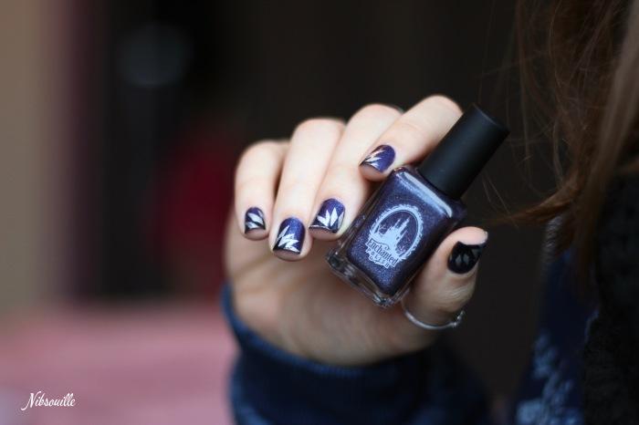 Kaboum nail art