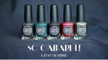 Il était un vernis so cabaret!