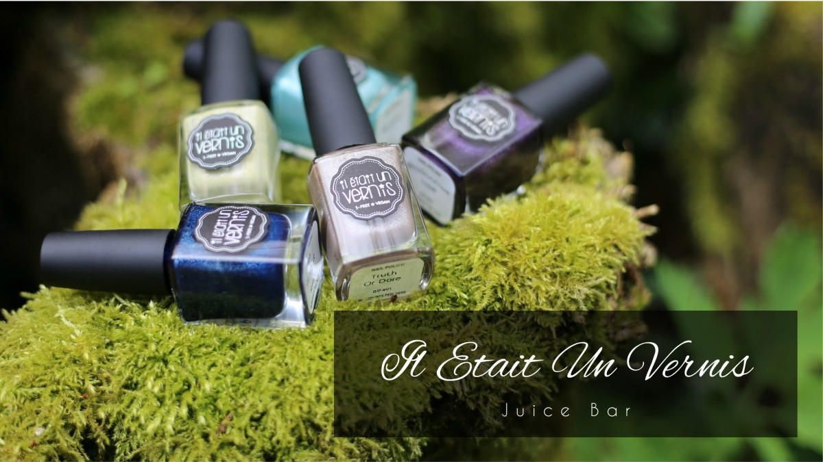 Il Était Un Vernis » Juice Bar